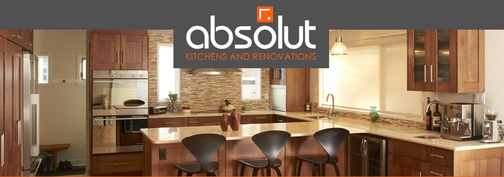 Absolut Kitchens & Renovations Calgary